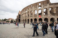 Ancient Rome Colosseum Underground with Arena Floor Access & Roman Foru