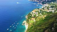 Capri in One Day Small Group Tour with Limoncello tasting