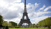 Eiffel Tower Climbing Experience with Guide