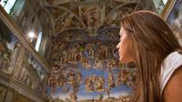 Sistine Chapel Early Access plus St Peters Skip the Line and Crypts