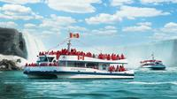 Half-Day Canadian Side Sightseeing Tour of Niagara Falls with Cruise and Optional Buffet Lunch