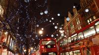 Christmas Lights and Markets Tour in London