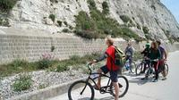 White Cliffs of Brighton Small Group Bike Tour