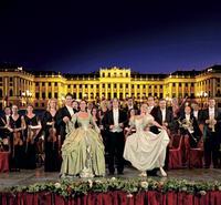 Schonbrunn Palace Evening: Dinner and Concert