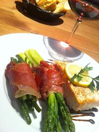 French Gourmet Cuisine: Dinner and Wine Pairing