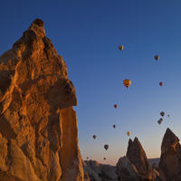 Cappadocia Balloon Ride with Breakfast and Champagne
