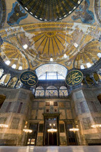 Private Half-day Tour: Imperial Istanbul - Hagia Sophia, Basilica Cistern and Grand Bazaar