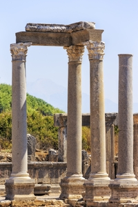 See ancient city of Perge on this day tour from Antalya*