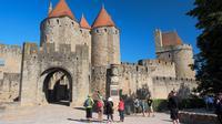 Excursion d'une journée à la cité médiévale de Carcassonne et le château Comtale au départ de