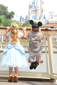 Disney's 4-Day Magic Your Way Ticket