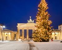 Recorrido a pie por los mercados navideños de Berlín