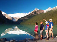 Lake Louise and Moraine Lake Tour