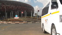 Return Private Transfers to Sun City from OR Tambo Airport or Joburg Hotels Private Car Transfers