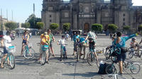 Architectural Bike Tour of Mexico City Downtown