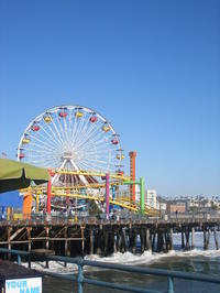 California Beach Cities Day Trip: Long Beach, Huntington Beach, Venice Beach and Santa Monica from LA