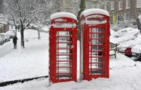 Christmas Morning London Panoramic Tour