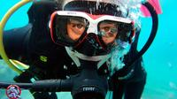 PADI Open Water Diver course in Sa Coma Mallorca