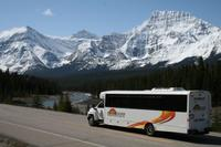 Shared Transfer: Jasper to Edmonton Airport or Edmonton Mall Private Car Transfers