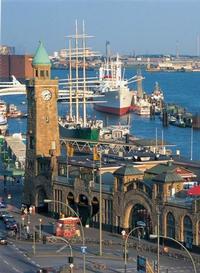 Hamburg Riverside Tour - Elbe River