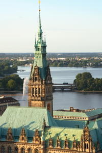 Hamburg Shore Excursion: Hamburg Hop-on Hop-off Tour
