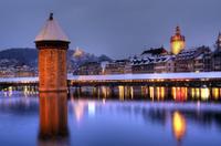 Mt. Pilatus Winter Day Trip from Zurich