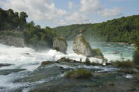 Zurich Super Saver: Rhine Falls Including Best of Zurich City Tour*