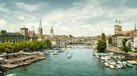 Zurich Tour Including Lake Cruise and Lindt Chocolate Factory Outlet