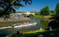 Gothenburg Hop-On Hop-Off Boat Tour