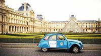 Private Tour: 2CV Champs Elyses Tour in Paris