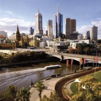 Melbourne Departure Transfer: Hotel to Airport