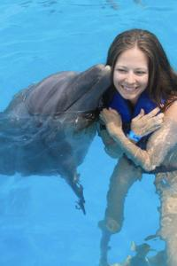 Cancun Dolphin Encounter Program on Isla Mujeres