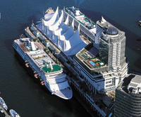 Vancouver Shore Excursion: Pre-Cruise City Tour with Port Drop Off
