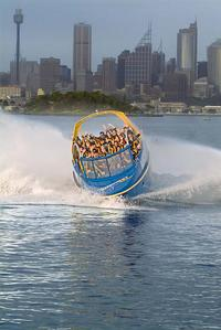 Sydney Harbour Jet Boat Ride Adventure