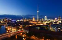 Evening Berlin Food Tour by Bike