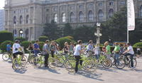 Vienna Highlights Bike Tour