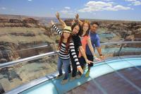 Escapada de un día al West Rim del Gran Cañón y la presa Hoover desde Las Vegas con Skywalk opcional