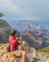 South Rim Grand Canyon National Park Bus Tour from Las Vegas