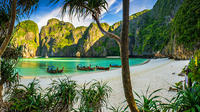 Full-Day Phi Phi Island by Speedboat with Lunch