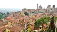 Bergamo Private Walking Tour of Upper Town with Guide
