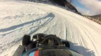 Ice Kart experience in Cadore