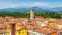 Lucca 2 hours private walking tour with a local guide