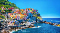 Private Full-Day Cinque Terre Five Villages Train Tour from La Spezia