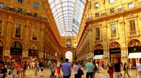 Shopping Experience: Vittorio Emanuele Gallery In Milan