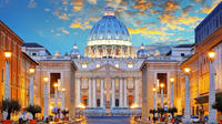 Vatican Museums, St Peters, Sistine Chapel skip-the-line tour for small gro