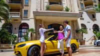 Customized Drive Tour in a BMW M-sport Convertible with Hotel Pickup