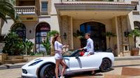 Customized Drive Tour in a Corvette Z06 with Hotel Pickup