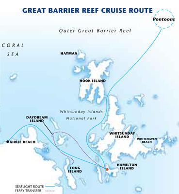 carte-croisiere-la-barriere-de-corail-iles-whitsundays