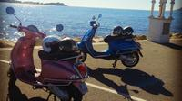 Cannes Vespa Guided Tour Food and Wine tasting