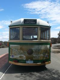 Hobart Half-Day Sightseeing Coach Tram Tour