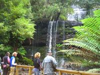 Mt Field National Park and Russell Falls from Hobart